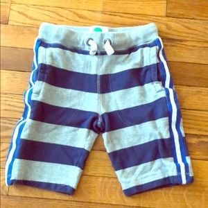 EUC Boys Mini Boden Cotton Sweatshorts Size 9Y